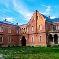 Castelul Roşu-Hemeiuş