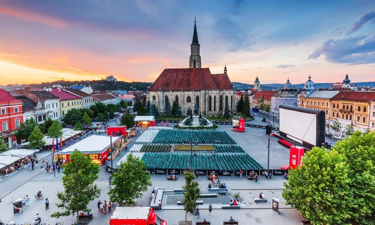 Călător în inima Transilvaniei, în Cluj-Napoca și împrejurimi